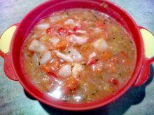 Zupka rybna dla dzieci