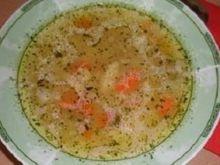 zupka ryżówka