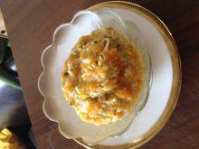Zupka warzywna z cukinią po 7 m-cu