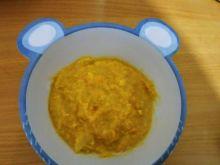 Zupka warzywna z królikiem - dla niemowlaka