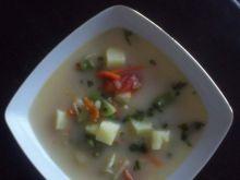 Zupka warzywno - pomidorowa