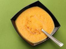 Zupka z dyni z cynamonem