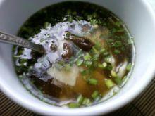 Zupka z suszonych grzybów