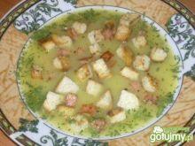 Zupka ziemniaczana z kminkiem i imbirem