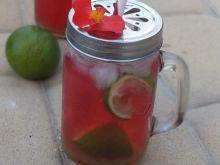 Żurawinowa limonka- drink