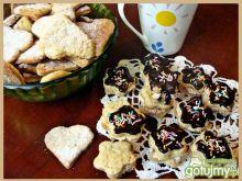 Zwykłe kruche ciasteczka