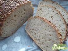 Zwykły pszenny chleb na zakwasie