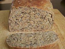 Żytni chleb musztardowy na drożdżach