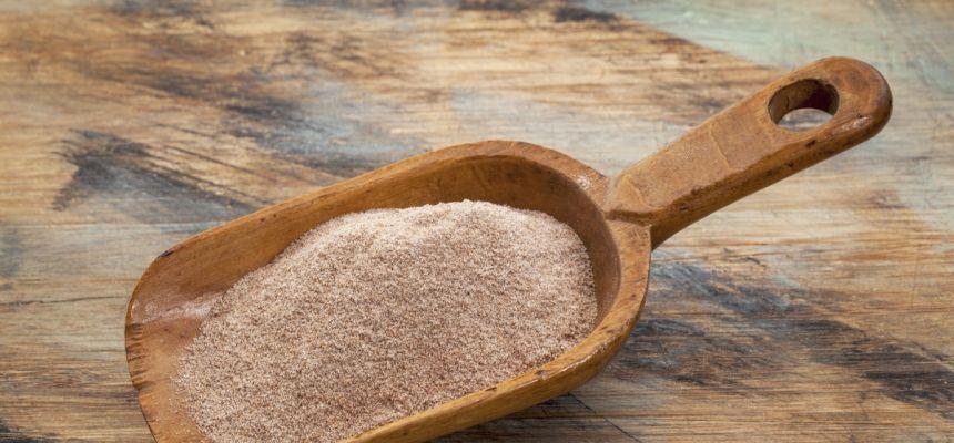 Mąka gorczyczna jasna