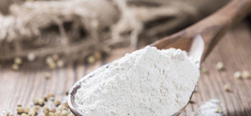 Mąka jęczmienna