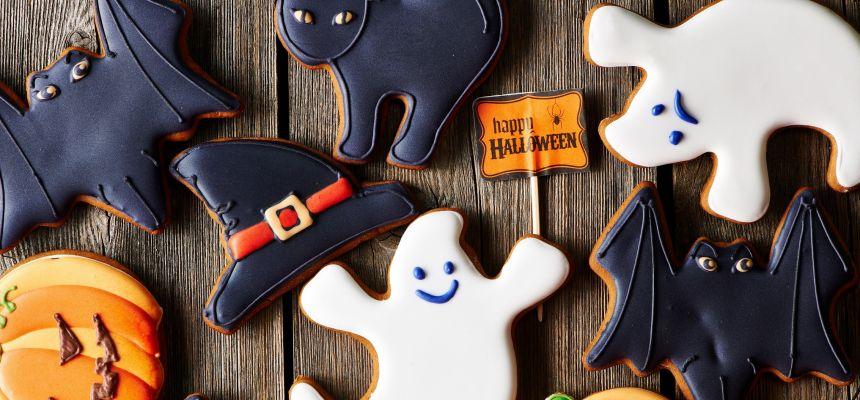 Konkurs - Strrraszne ciasteczka na Halloween