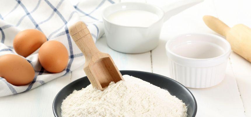 Mąka pszenna typ 450 (tortowa)