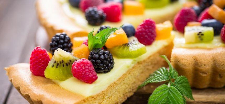 Konkurs - Moje wakacyjne ciasto z owocami
