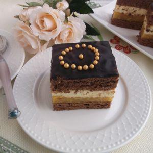 Ciasto ,,Kilimandżaro'' według siostry Anastazji - Pyszne ciasto ,, Kulimandżaro ''. Na deser.