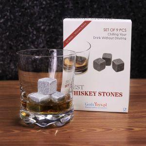 Kamienne kostki do whiskey