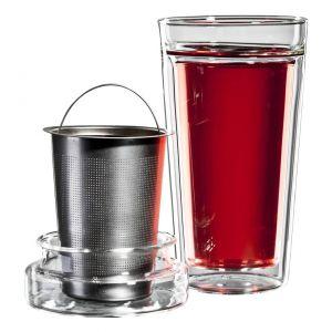 """Nagroda główna - styczeń - Komplet do zaparzania herbaty """"Tea Time"""""""