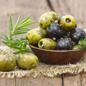 Oliwki w ziołach