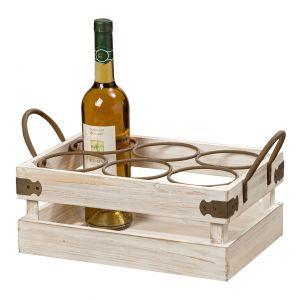 Nagroda główna - czerwiec - Skrzynka na wino