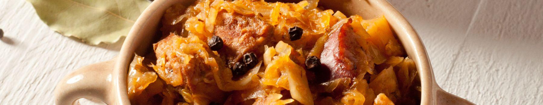 Przepisy na potrawy z kapustą