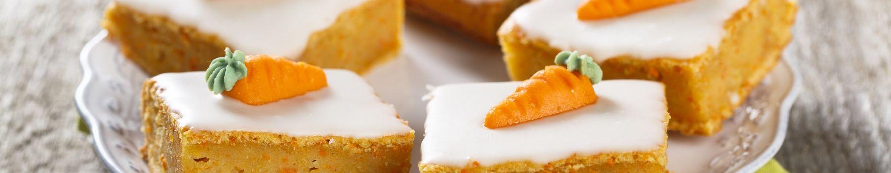 Przepisy na ciasto marchewkowe