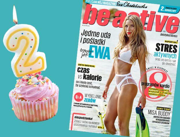 Be Active świętuje drugie urodziny!