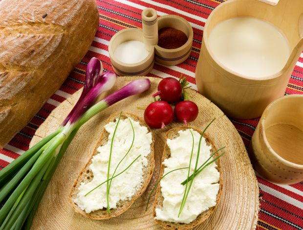 Bryndza - miękki podpuszczkowy ser