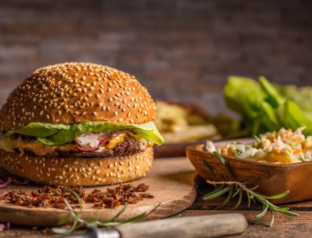 Jak zrobić hamburgera?