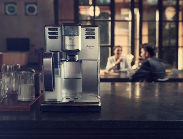 Oczaruj się smakiem kawy wraz z ekspresami Saeco Incanto!