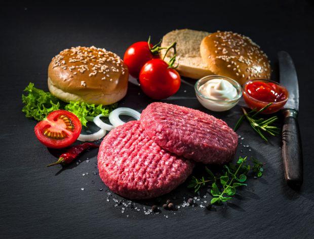 Jak zrobić mięso na hamburgery?