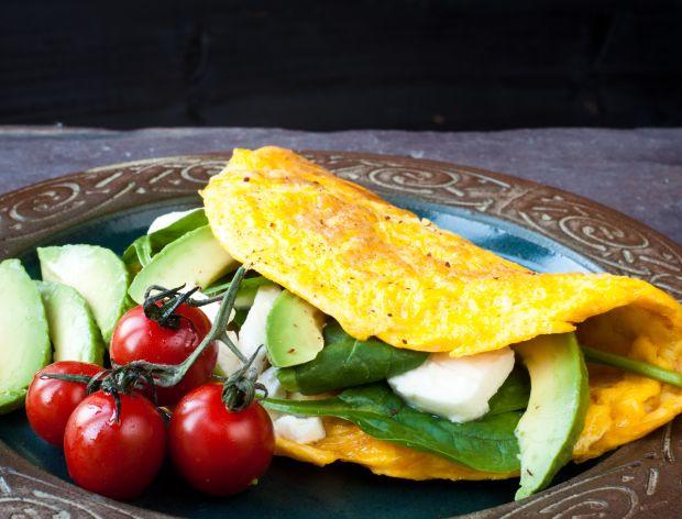 Jak zrobić omlet fit?