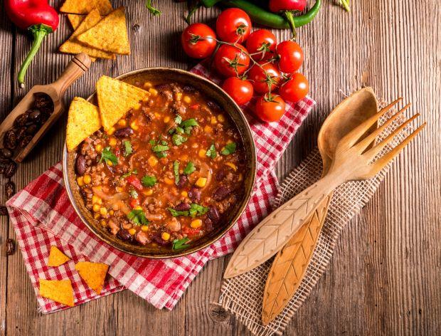 Chili con carne - z czym podawać?