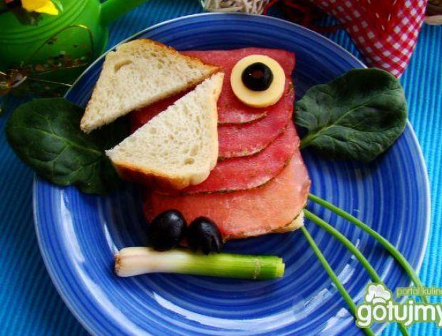 6 pomysłów na kanapki dla dzieci