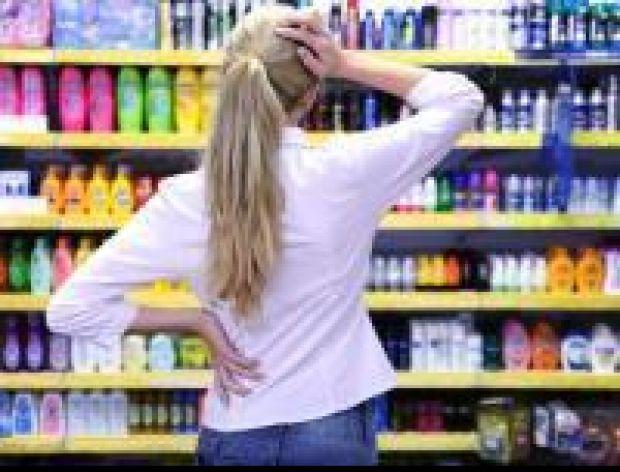 64 dni na zakupach w supermarkecie!