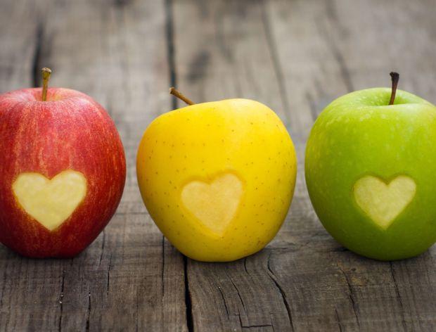 Aby jabłka nie ciemniały