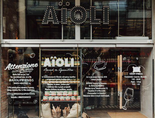 Wielkie otwarcie AïOLI Bread&Aperitivo!