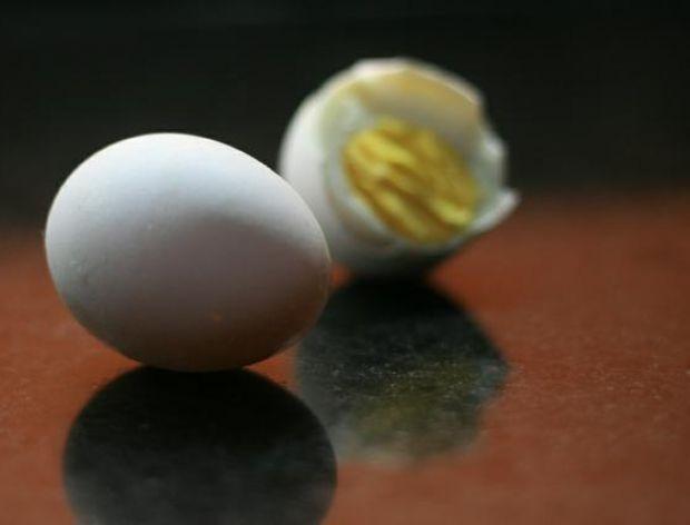 Ale jaja, ugotowane w... Zmywarce!!!