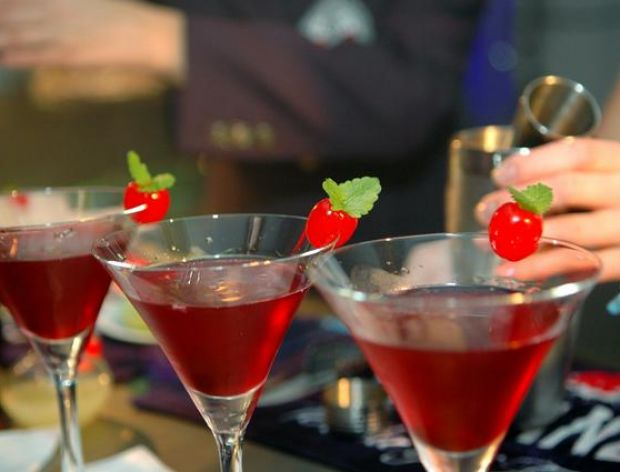 Alkohole na weselu - część 2 - drink bar i barman