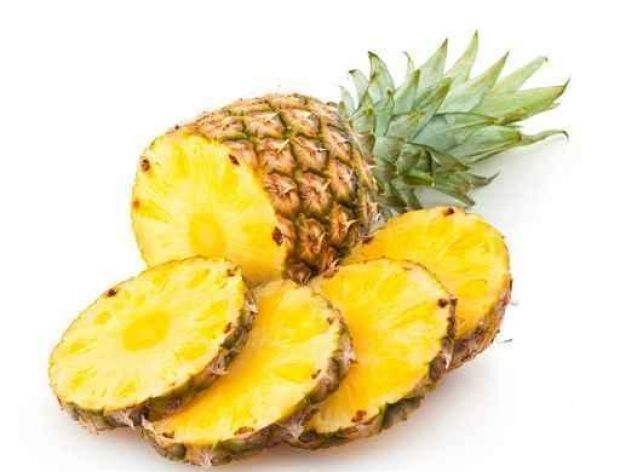 Ananas - rajski owoc
