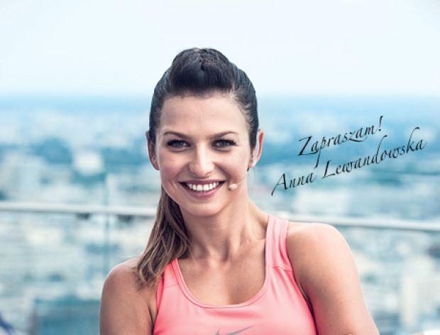 Aktywne warsztaty z Anną Lewandowską! Weź udział!