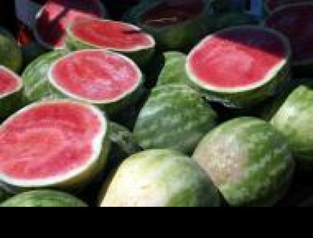 Arbuz - owocowy król