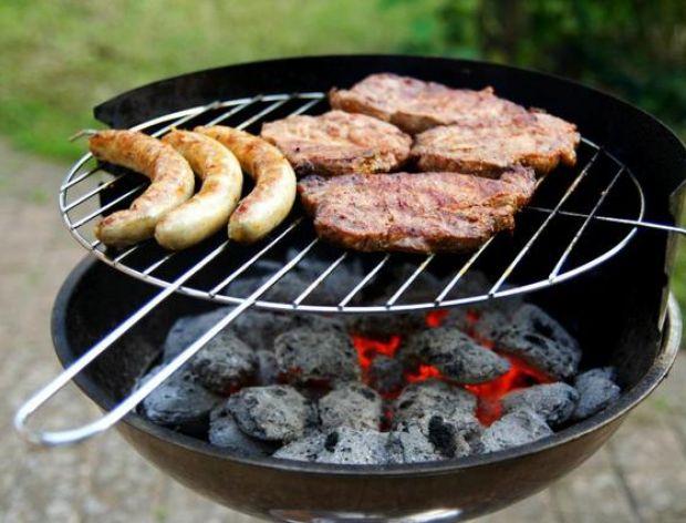 Aromatyczna kiełbasa z grilla