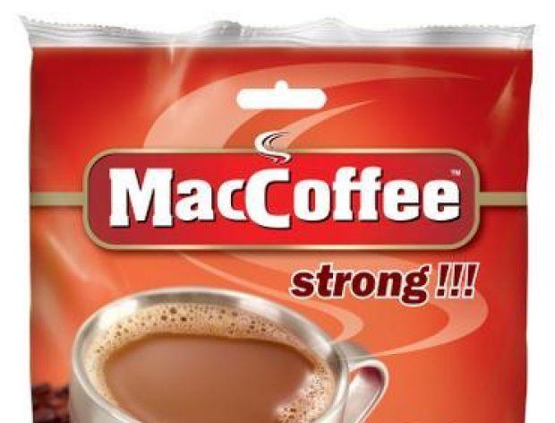 Aromatyczna MacCoffee Strong 3 w 1