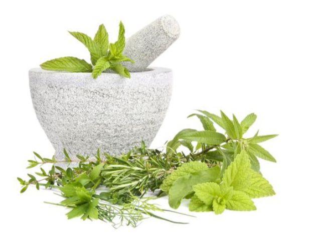 Aromatycznie i uroczo - marynowane zioła