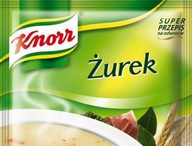 Barszcz biały Knorr na Wielkanoc