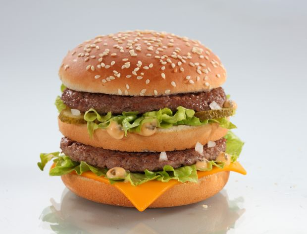 McDonald's rozdaje sos do Big Maca!