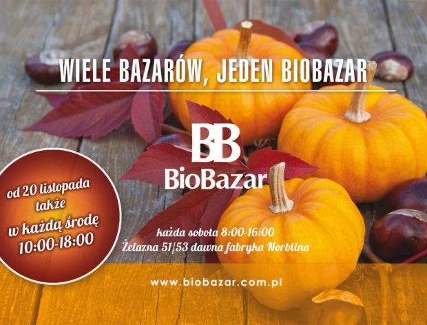 BioBazar teraz również w środy!