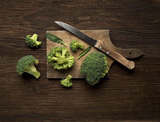 Ile kalorii ma brokuł?