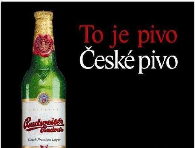Budweiser - czeskie piwo