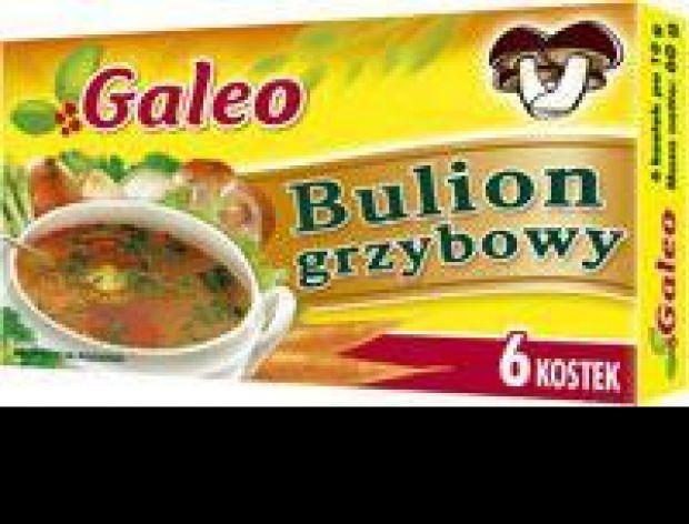Bulion grzybowy Galeo