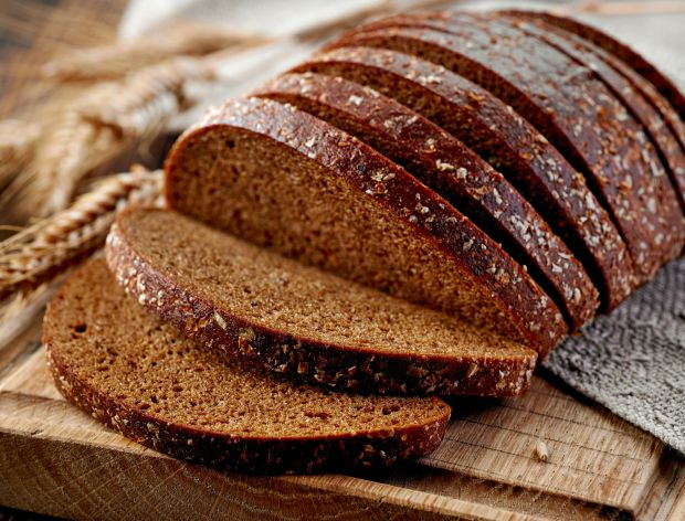 Pleśniejący chleb